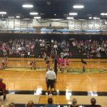 Socastee High School Varsity Volleyball beat Caroline Forest High School 3-1