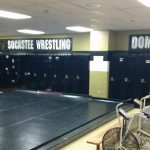 Wrestling Facility Upgrade.