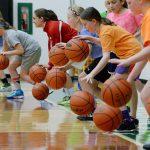 Free Girls Basketball Skills & Drills Clinic