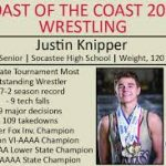 Toast of The Coast Wrestling Honors are IN