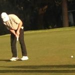 Lane Leads Golf Team to Victory