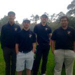 Boys Golf Drops Close Match to North Myrtle Beach