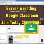 Google Classroom For Wrestlers