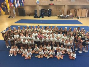 Cheer Camp Summer 2017