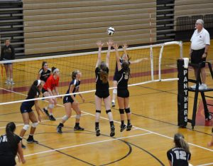 Girls Volleyball 2017 CFHS Tournament