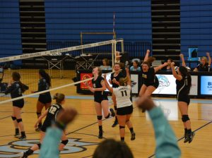 Socastee Volleyball Defeats ST James In 5 Games
