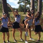 Last Match for Girls Varsity Golf