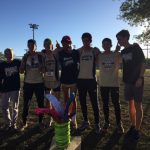 Men's Cross Country Wins Region