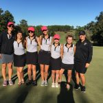 Girls Varsity Golf Season Finale