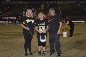 SMS Football Parents Night Pictures
