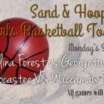 Sand & Hoops Girls Basketball