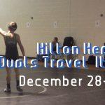 Hilton Head Duals Travel Itinerary