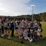 Girls Varsity Lacrosse beats Waccamaw 19 – 2
