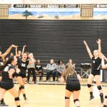 Girls Varsity Volleyball beats West Brunswick 3 – 1