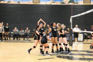 Volleyball vs. Myrtle Beach 8-23-18
