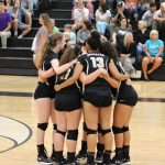 Volleyball vs. North Myrtle Beach 8-28-18