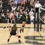 Girls' Tennis and Volleyball Playoff Games