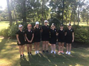 Girls Golf @ North Myrtle Beach 8-28-18