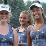 Girls' Tennis 2018