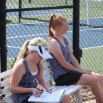 Girls Varsity Tennis beats Carolina Forest 5 – 2