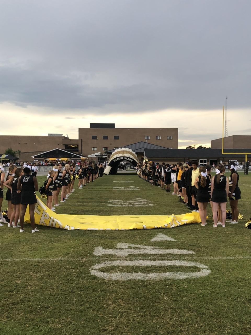 Varsity Football vs. St. James 7:30 PM