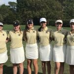 Girls Varsity Golf falls to Conway 196 – 209