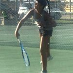 Girls Tennis 1st Round Playoffs Tonight 5:00 PM