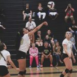 Girls Varsity Volleyball beats South Florence 3 – 0