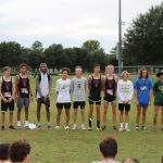 Cross Country Region Meet