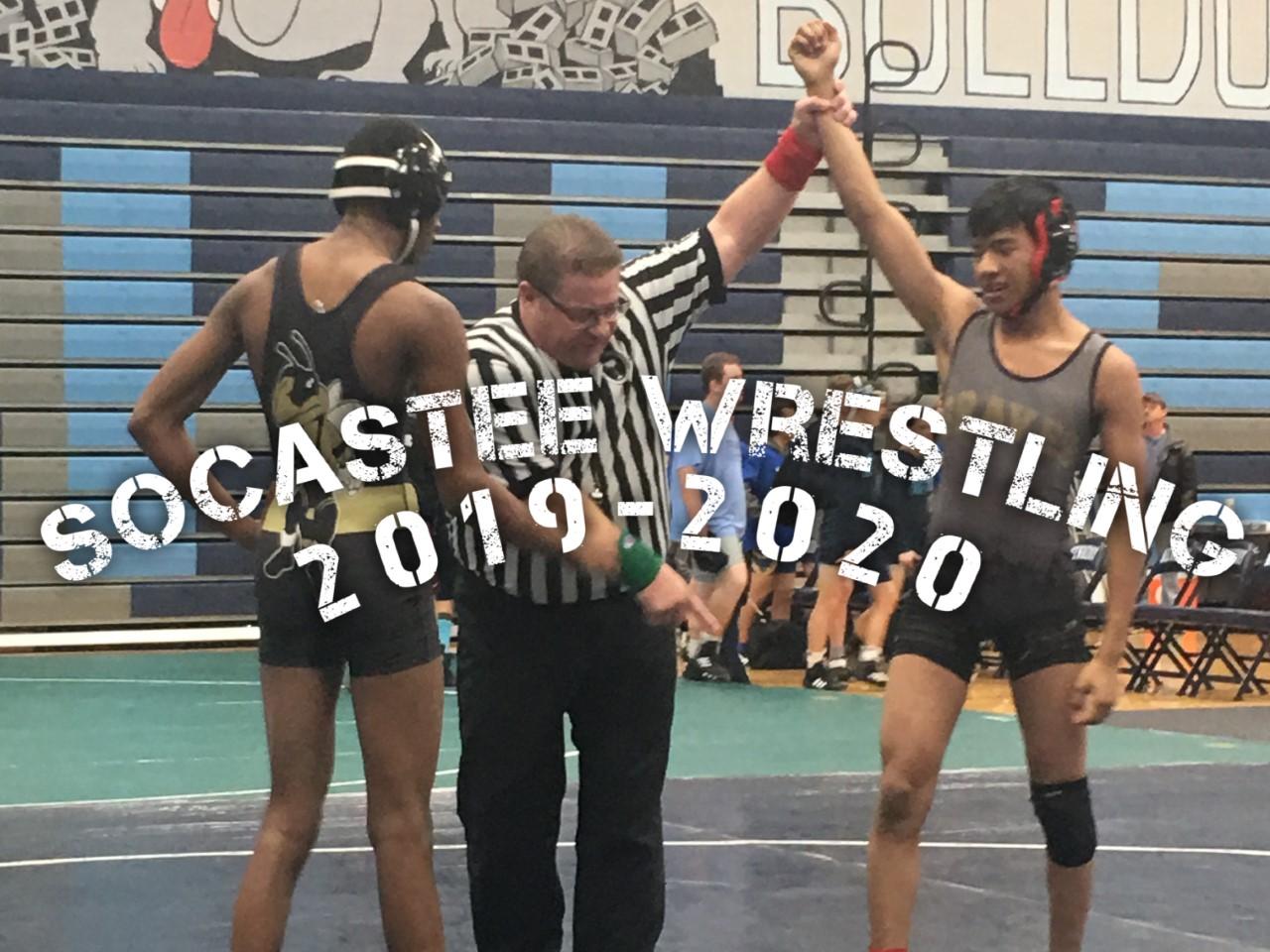 Socastee Wrestling Hits The Mat