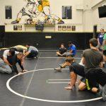 November Wrestling Practice Pics.