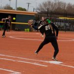 Varsity Softball defeats Green Sea