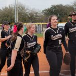 Girls Varsity Softball beats Myrtle Beach 5 – 3