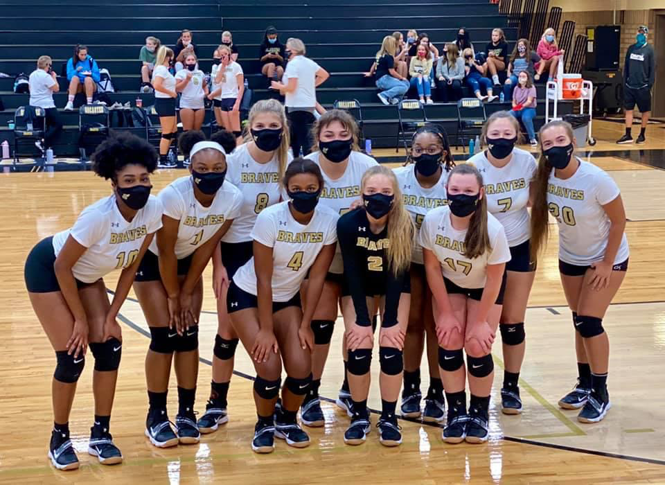 Volleyball vs. Sumter 9-8-20