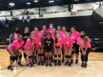 Volleyball vs. NMB