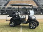 Last Call For Golf Cart Tickets