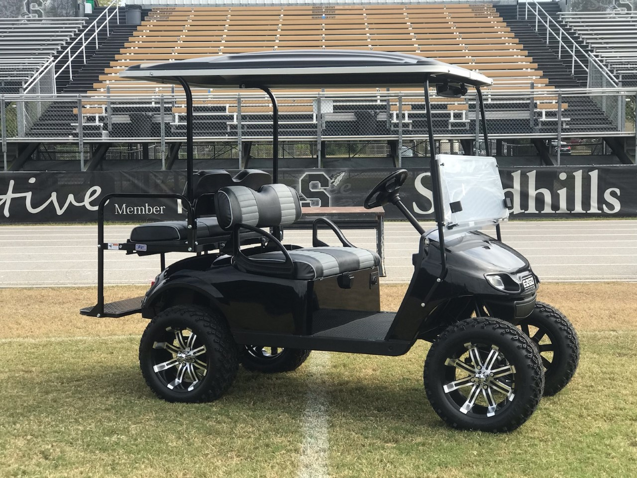 Golf Cart Drawing Tickets For Sale