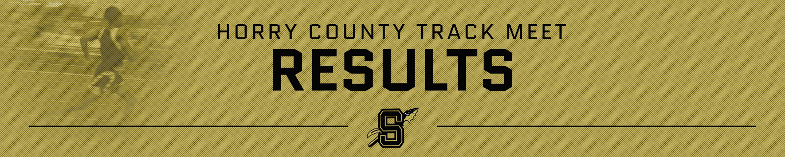 SHS Horry County Track Meet Results