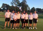 Boys Varsity Golf beats Myrtle Beach 154 – 165