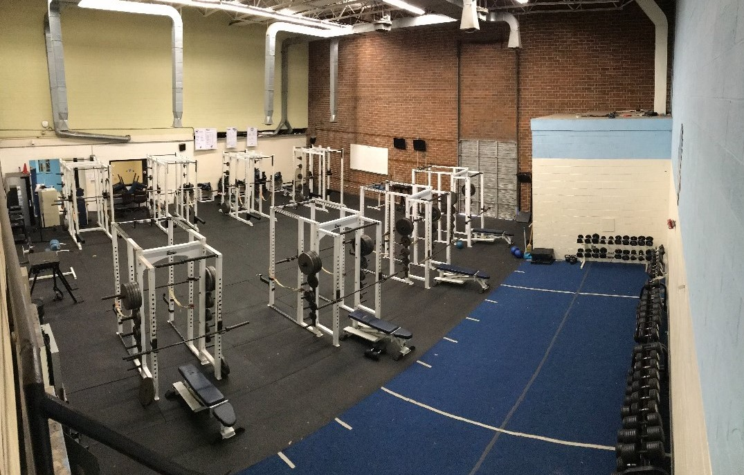 SPECIAL EVENT:  Weight Room/Facilities Open House (Limited to 15 Guests)