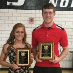 Golden Eagle Award Winners – Spring Recognition Night