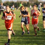 North Olmsted City Schools Boys Middle School Cross Country finishes 5th place