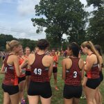 North Olmsted City Schools Girls Varsity Cross Country finishes 37th place