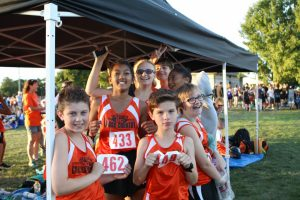Boys Middle School Cross Country