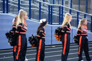 JV Sideline Cheer Pictures – Football vs North Ridgeville