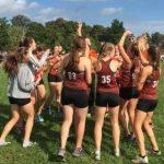 NOHS School Records- Girl's Cross Country
