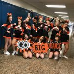 Cheer Competition – Midview High School