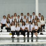Eagle Swimmers Advance to Districts