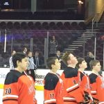 OHSAA Hockey Bracket is set