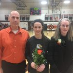 Senior softball player Mary Fuerst – Special award